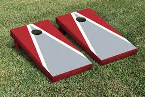 Backyard Bouncers Corn Hole Tailgate Toss All Star Jump