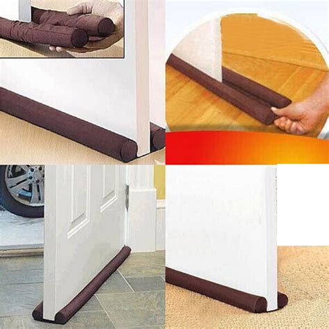 Exterior Door Draft Guard Door Draft Dodger Guard Stopper Energy Saving Protector Doorstop Home Decor Ebay