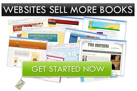 design online and sell self publishing inc website design service