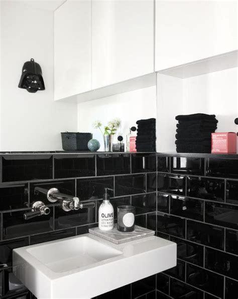 black subway tile black subway tiles dublin metro black glossy tiles from
