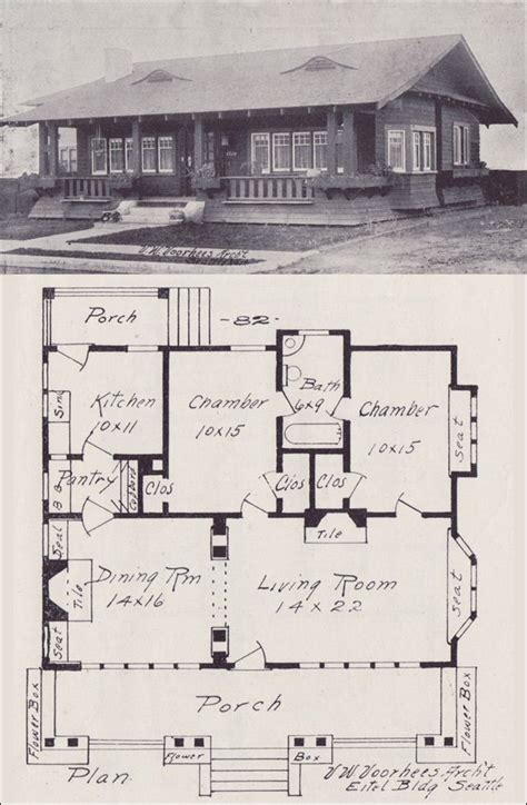 western homes floor plans 17 best images about vintage house plans 1900s on