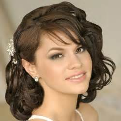 Mother of the bride hairstyles medium length medium bridal hair