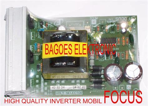 Inverter Mobil 12v Dc To 42v Ct 32v Dc Step Up Converter Tegangan Dc Focus High Quality Inverter Mobil Rp 58 000 Bagoes