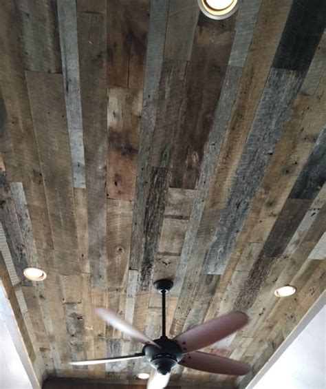 reclaimed wood ceiling mixed reclaimed wood ceiling wood