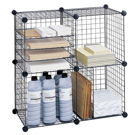 wire cube shelving system decor ideasdecor ideas