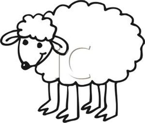 Lamb Black And White Clipart Lamb Black And White Clipart