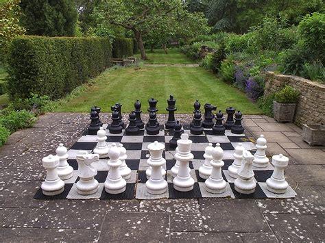 backyard chess outdoor chess chess pinterest