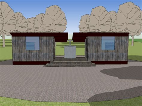 small dog trot house plans tiny dogtrot house