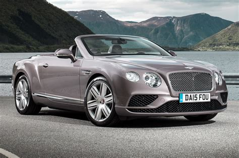convertible bentley cost price for bentley continental gt auto express
