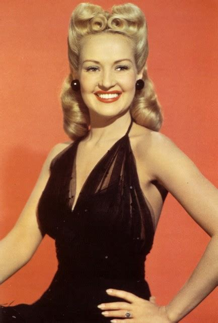 1940s Glam Made Modern Everyday by Betty Grable Rockabelle Bombshell