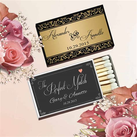 Wedding Favors Matches by Cheap Wedding Matches Match Lowest Price Free