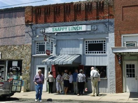 barber downtown durham streey view picture of snappy lunch mount airy