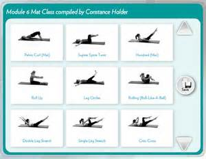 pin pilates mat exercises cardio abs on