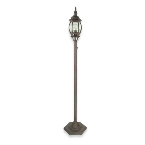 portable outdoor light post royce lighting rl9196wp outdoor portable post lantern