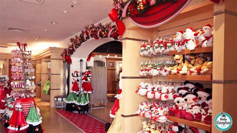 decoration magasin noel boutique disney boule de noel