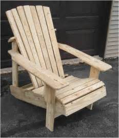 Recycled Adirondack Chairs Pallet Adirondack Chair