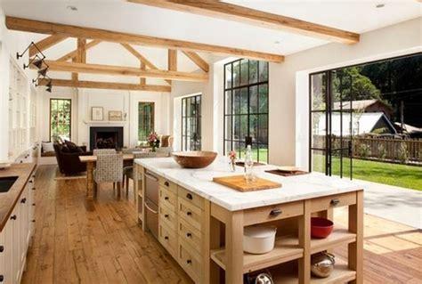 open concept farmhouse plan whitehousebluegarden modern farmhouse style