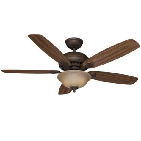 Home Depot Ceiling Fans With Remote by Hton Bay Southwind 52 In Venetian Bronze Ceiling Fan