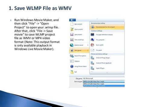 how to create a movie file in windows movie maker part 2 windows dvd maker files not supported