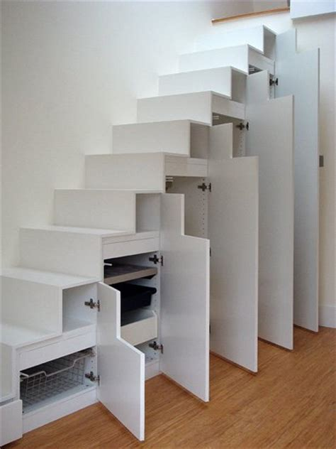 stairs storage 15 creative and clever stair storage designs