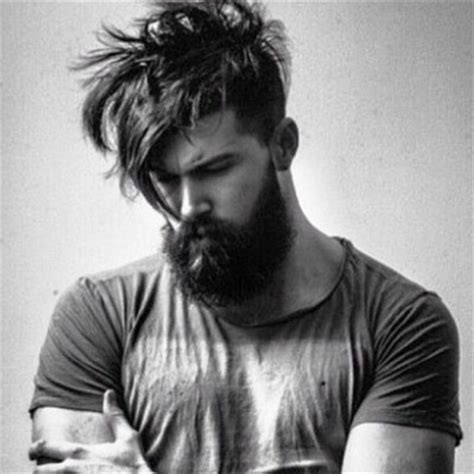 rugged mens style the top beard styles for the idle
