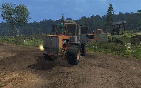 Monkey Ls by T 150 V1 For Ls 15 Mod