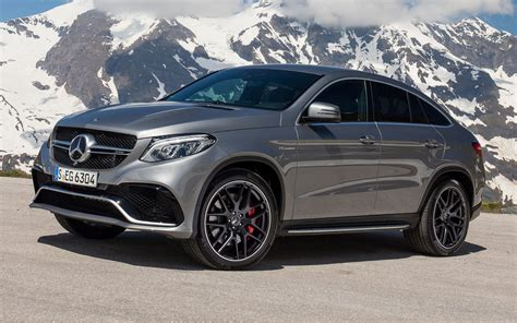 mercedes benz gle class coupe amg   matic  suv drive