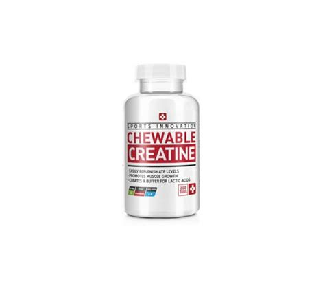 creatine facts chewable creatine review facts side effects