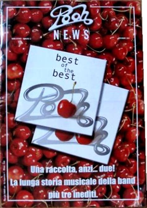 best of the best pooh pooh best of the best ipooh it una canzone lunga una vita