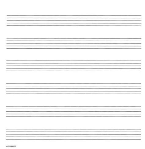 printable wide staff paper blank staff paper piano trumpet and saxophone