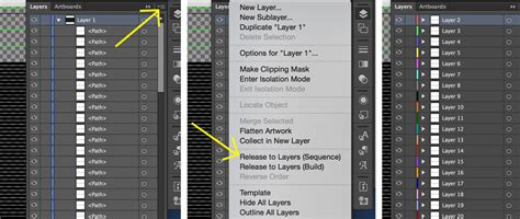quicktips tutorial importing paths from illustrator to adobe after effects how do i separate paths to layers in