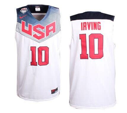 Jersey Swingman Usa Blue Kyrie Irving 2014 fiba team usa 10 kyrie irving revolution 30 swingman