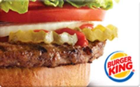 Where Can I Buy Burger King Gift Cards - buy burger king 174 gift cards raise