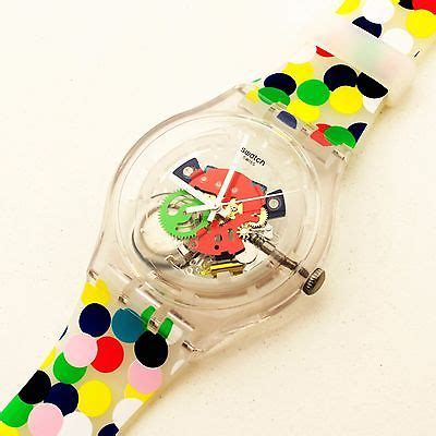 Lifestyle Original Swatch Spot The Dot Suoz213 swatch alessandro mendini spot the dot suoz213 what s it worth