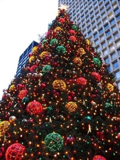 dsley plaza christmas tree chicago s tree 2011 tree or tree show me chicago