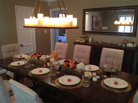 Thanksgiving Dining Room Table Decorations by Best Thanksgiving Table Settings From Better