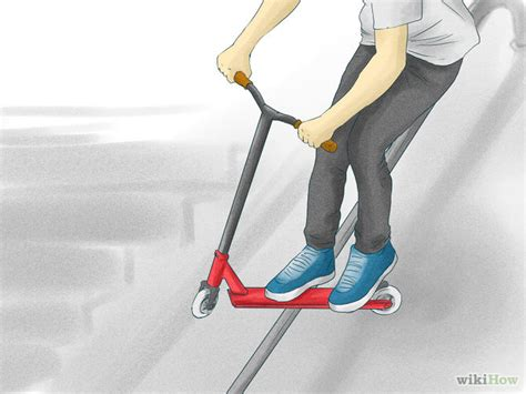 how to a to do tricks how to do beginner kick scooter tricks 11 steps with pictures