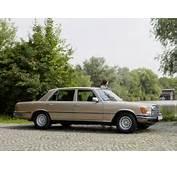 Mercedes Benz 450 SEL 69 W116 1975–80 Photos 1600x1200