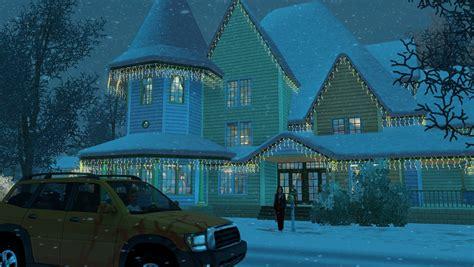 sims 3 seasons christmas lights decoratingspecial com
