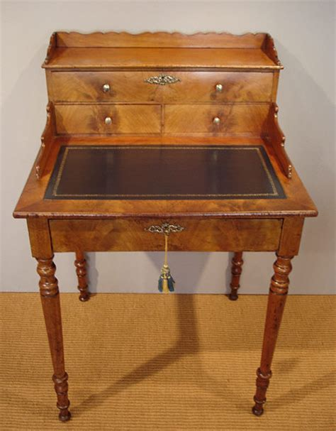 mahogany ladies writing desk bonheur du jour antique mahogany ladies writing desk
