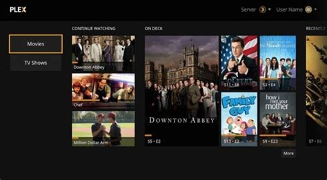 film streaming ps4 ps4 is about to get streaming media with an official plex