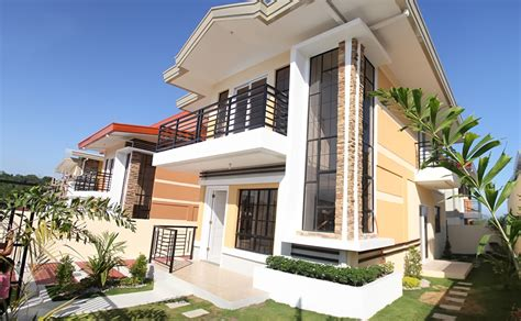 ilumina estates two 2 storey house and lot for sale