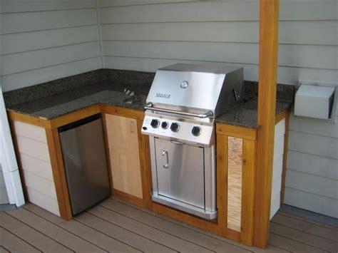 outdoor kitchen forum my deck a diy four month adventure project showcase