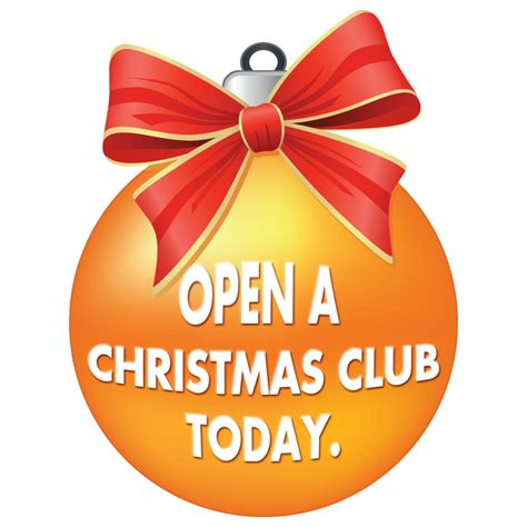 banks that offer christmas club accounts