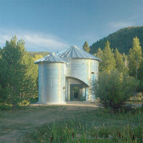 grain silo home plans building contractor silo house in utah grain silos rock