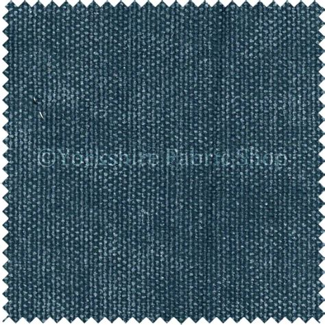 blue chenille upholstery fabric smooth soft feel like cotton effect blue chenille