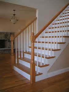 How To Renovate Wooden Stairs by Wood Stairs Designed Built Installed Repaired Nyc New York