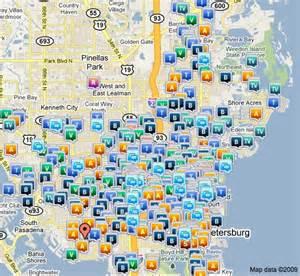 Orlando Crime Map by Crime Upswing Orlando Brandon Lutz Hoa Mortgage
