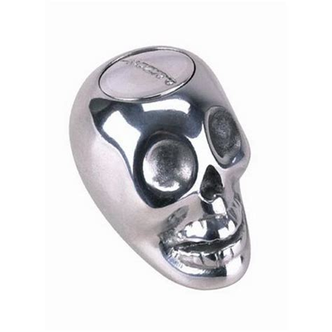 Shift Knobs Automatic by Lokar Sk 6863 Skull 4 Speed Automatic Shift Knob