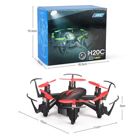 Jjrc Mini jjrc h20c mini drone with 2 0mp h20 upgrade rtf 2 4g 4ch 6 axle gyro rc hexacopter